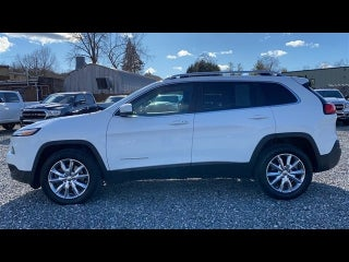 2016 Jeep Cherokee Limited In Bedford Hills Ny Chrysler Dodge Ram